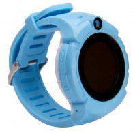 Smart-часы Q610S детские с GPS трекером синие