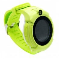 Smart-часы Q610S детские с GPS трекером зеленые