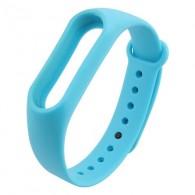 Ремешок для фитнес-браслета Mi3\Mi4 голубой