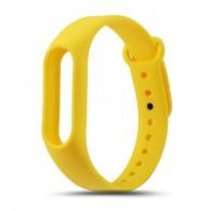 Ремешок для фитнес-браслета Mi2 желтый
