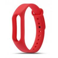 Ремешок для фитнес-браслета Mi2 красный