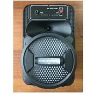"Колонка портативная 8"" BS8-01 (Bluetooth/USB /microSD) черная"