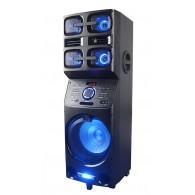 "Колонка портативная 10"" EL10-05ch (Bluetooth/USB /microSD/FM/1 беспр.микр)"