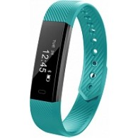 Фитнес-браслет ID115 зеленый