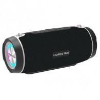 Мини-колонка Hopestar H45 (Bluetooth,FM,USB,AUX) черный