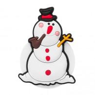 Держатель для телефона на палец PS27 (снеговик)