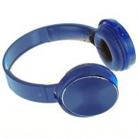 Наушники-плеер MDR-EV650ch синие (Fm, microSD,Bluetooth)