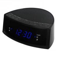 Часы электронные Сигнал CR-163B будильник+ радио