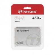 Внутренний диск SSD Transcend 480Gb 2.5'', SATA-III (220S)