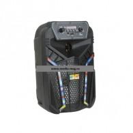 """Колонка портативная 6,5"""" BT-606 (Bluetooth/USB /microSD)"""