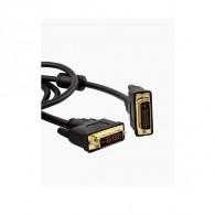 Кабель DVI(M)-DVI(M) TV-Com 1,8м, 2 фильтра