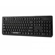 Клавиатура SmartBuy 226 USB черная (SBK-226-K)