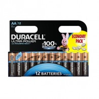 Батарейка Duracell LR6 Ultra Power BL 12/144