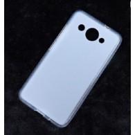 Чехол для Huawei Y3 2017 силиконовый белый