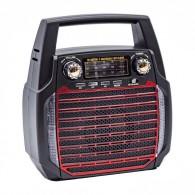 Радиоприемник MD- 509 (FM/BT/220V) черный