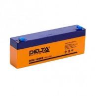 Аккумулятор для бесперебойника Delta 12V 2,2Ah