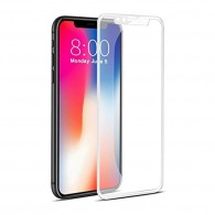 Защитное стекло Activ 5D для iPhone Х\XS белое