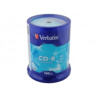 Verbatim CD-R 700Mb 52x DL Cake box /100