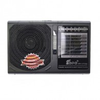 Радиоприемник EPE FP-1773U (USB /microSD/FM) черный