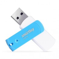Флэш-диск SmartBuy 64GB USB 3.0 Diamond Blue синий