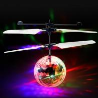 Летающий LED шар Diamand (Большой)