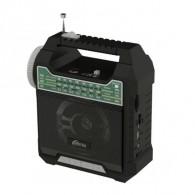 Радиоприемник Ritmix RPR-444 (Fm/USB/microSD/акб/3*R20/фонарь)