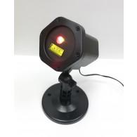 Уличная лазерная мини-система (крас+зел)