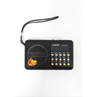 Радиоприемник Горизонт SC-011 (USB/microSD/FM/акб BL-5C)