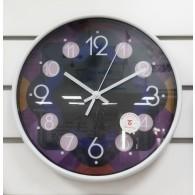 """Часы настенные Y66303H (1АА) рисунок """"Леденец"""""""