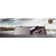 Видеорегистратор Vehicle-3 (зеркало, 2 камеры,1280х720HD,120°,SD до 32Gb)