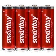 Батарейка SmartBuy LR03 sh 4\24