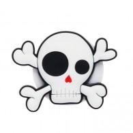 Держатель для телефона на палец PS3 (череп и кости)