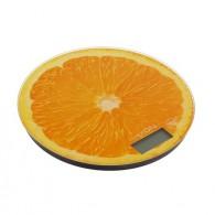 "Весы кухонные до 7кг, (CR2032) ""Апельсин"" (3549050)"