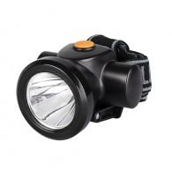 Фонарь Jazzway AccuH8-L3W LED Li-ion налобный