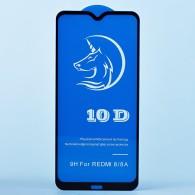 Защитное стекло 3D для Xiaomi Redmi 8А чер (109737)