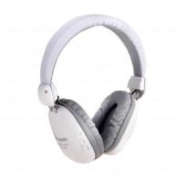 Гарнитура Bluetooth Eltronic 4454 полноразмерная белая