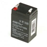 Аккумулятор для прожекторов Robiton (4V 3 Ah)