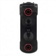 Колонка портативная 2*6.5 (ZSQ-6208) (Bluetooth/USB /FM/микрофон/пульт)