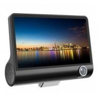 Видеорегистратор Mega Т655 (2 камеры,120\90°,microSD до 32Gb)