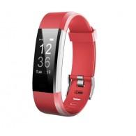 Фитнес-браслет ID115 Plus красный