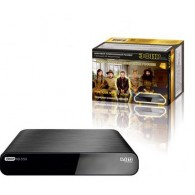 Ресивер цифровой DVB-T2 HD Эфир HD-550 пластик