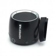 Мини-колонка Hopestar H17 (Bluetooth,FM,USB,AUX) черный