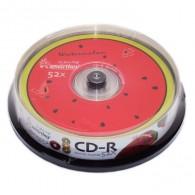 SmartBuy CD-R 700Mb 52x фрукты Cake box /10