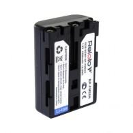 Аккумулятор в/к. Relato NP-FM55H (1500mAh 7,2v) Li-ion для Sony
