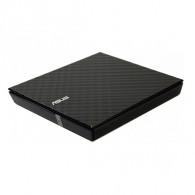 Внешний DVD-RW USB-привод Asus 08 черный (SDEW-08D2S-U)