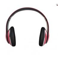 Наушники-плеер S680 красные (Fm, microSD,Bluetooth)