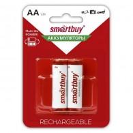 Аккумулятор SmartBuy R6 2500 Ni-Mh BL 2/24