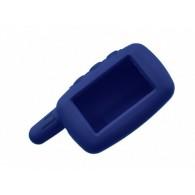 Чехол для сигнализации силиконовый Старлайн А4\А6\А8\А9 темно-син