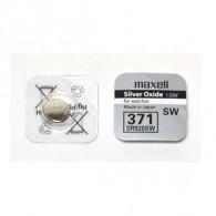 Батарейка Maxell SR 920 SW (371) BL 1/10