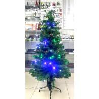 Елка 1,2м RGB кисточки (С)